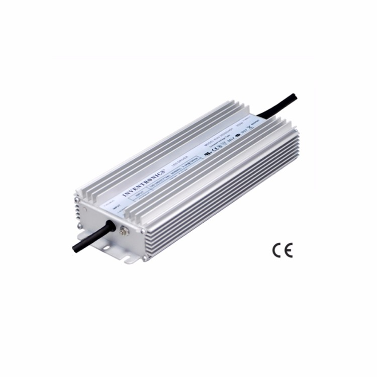 Inventronics 300W 54V Constant Voltage 0-5.56A IP67 Waterproof LED Driver High Power Supply For Large Street Light EUV-300S054ST
