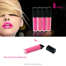 Candy color light up lip gloss