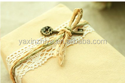 Quality Paper Rope/Twisted Paper Twine/Paper Raffia String