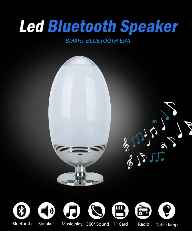 Bed head book reading light Speaker reading lights for beds