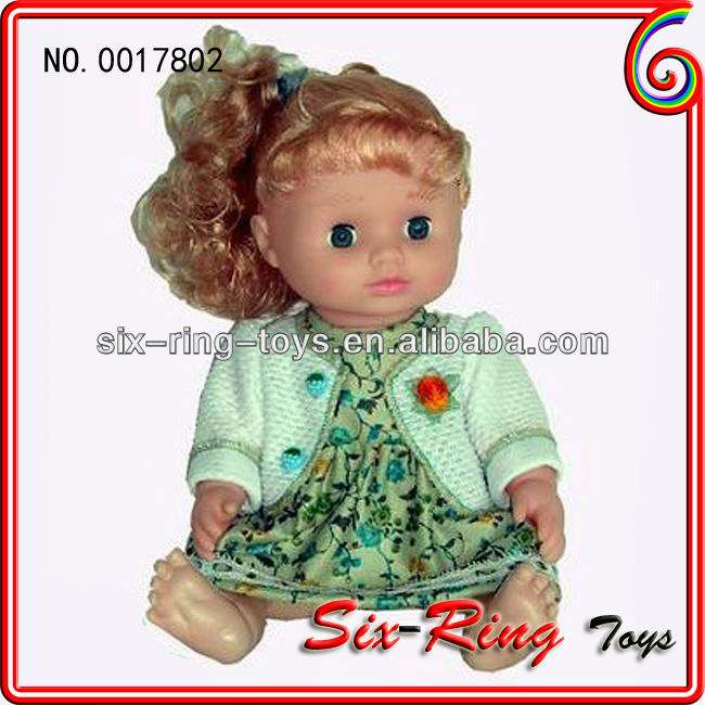 Plastic dolls wholesale plastic doll heads crafts