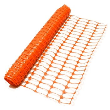 High density polyethylene road portable barrier net safety fence