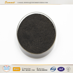 Oil Drilling Sodium Chloride Polluted Mud Additives Sulfonated Lignite