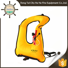 Solas approved personalized inflatable life jacket wholesale