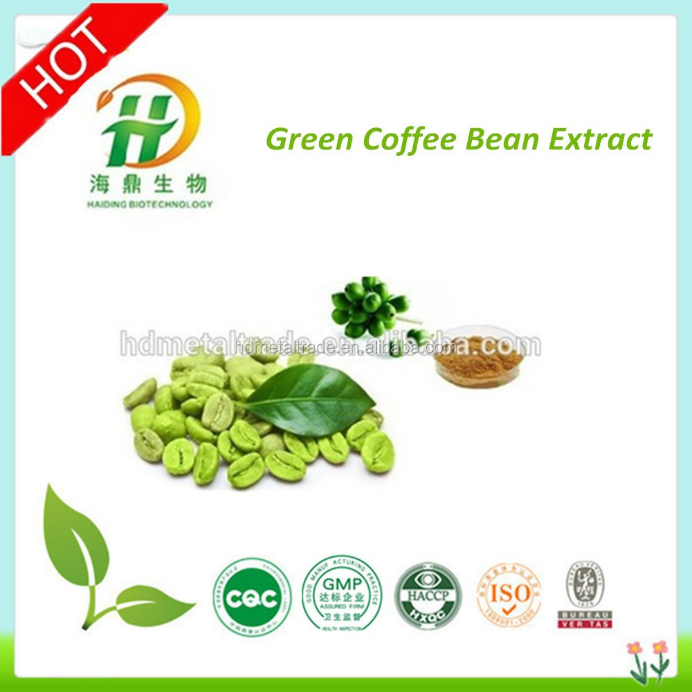 Pure Green Coffee Bean Extract Super Slimming Product