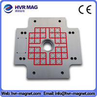 magnetic quick clamp mould quick change chuck with Strong clamping force and total safety