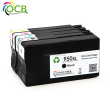 Ocbestjet 950 remanufacture ink cartridges for HP original recycling ink cartridge with dye inks