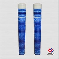 Adhesive English Blue Films for Aluminum Composite Panel