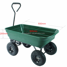 TC2145 Display Flower Trolley cart.Danish Trolley.Gardening Transport Cart