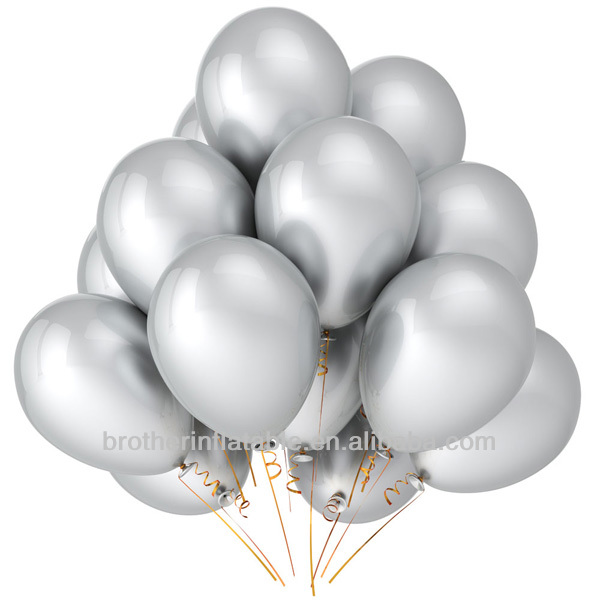 2013 Metal shaped balloons