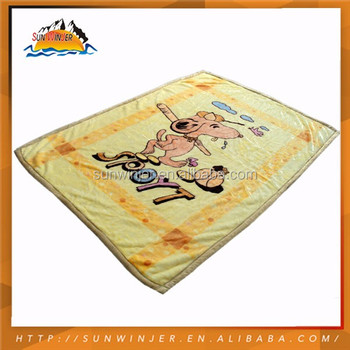 2015 New Design Hot Sale Kolaco Baby Blanket