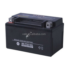 Good price 12v motorcycle battery YTX7-BS