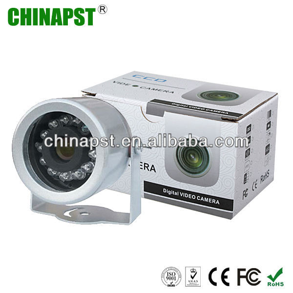 "1/3"" CMOS 600TVL chipset PC1089 IP66 Metal Color Waterproof Camera IR night vision"