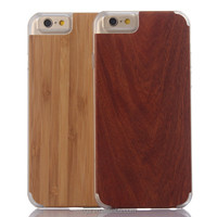 Phone Case Wood for iPhone 6 Wood Case with Real Wood Phone Case