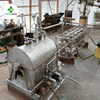 2-3 tons moible pyrolysis plant for waste plastic aluminum material recycling machine