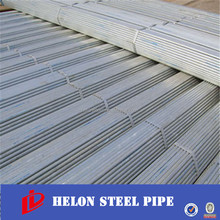 "Galvanized pipe 3/4"" stain less steel Q235 lowest price building mater..."