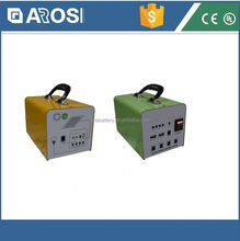 Arosi high efficiency good quality solar energy 10w 7ah poly mini system china supplier