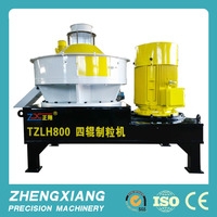Ring Die Biomass Pellet Mill Wood Pellet Making Machine