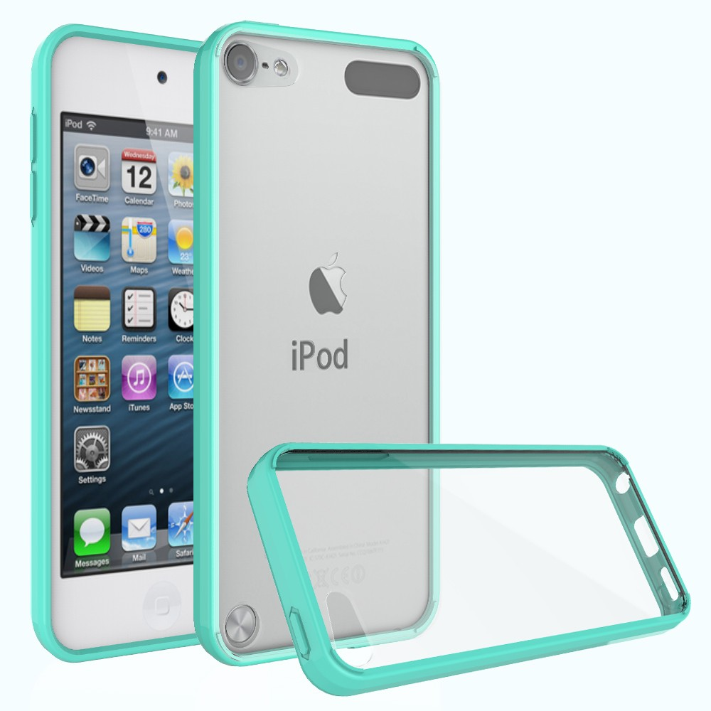Mobile Phones Accessories For iPOD Touch 6 TPU Case Cover , Ultra Thin Clear TPU Case For iPhone touch 6