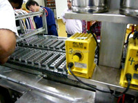 KH CE proved high-tech lollipop candy making machine / lollipop production line for sale price