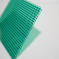 8mm clear/bronze 10 mm double layer polycarbonate for bus stop