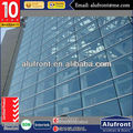 Visible System Aluminum And Glass Curtain Wall