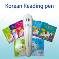 OEM / OEM manufacturer Reading blind dyslexic Educational talking pen for kid