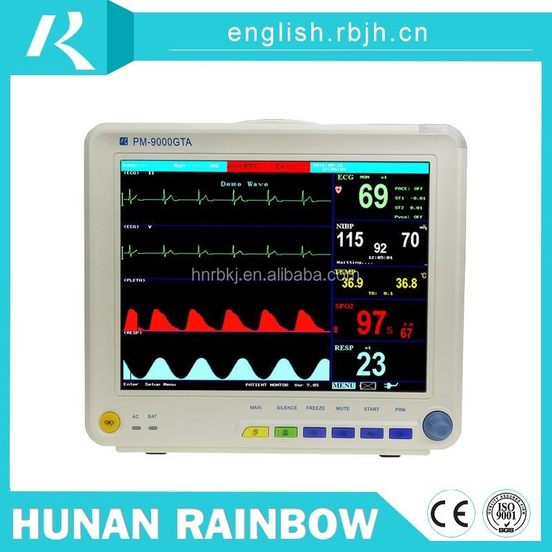 New hot fashion inexpensive universal portable patient monitor