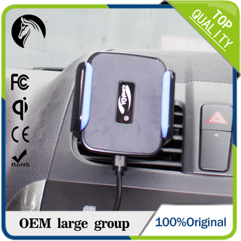 China manufacturer wireless car charger for sale V19