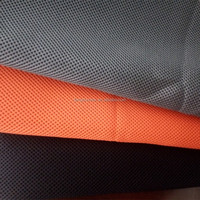3D air Mesh Fabric, the sandwich mesh cloth Polyester warp knitted fabric shoes