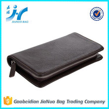 Cheap leather wallet leather coin purse hand purse