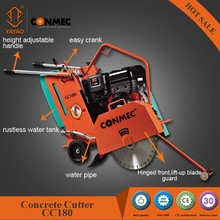 CONMEC floor saw Concrete Cutter cutting machine with Honda Engine