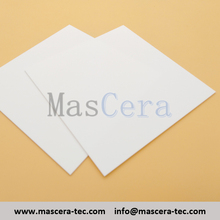 "4.5"" x 4.5"" Al2O3 Alumina Ceramic Substrate for Thick Film Circuit Board/Integrated Circuit Board"
