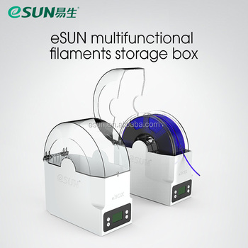eSUN 3D Printing Filament storage box for 3D printer