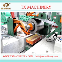 TX650mm steel coil slitting Line and metal sheet slitting machine for sale