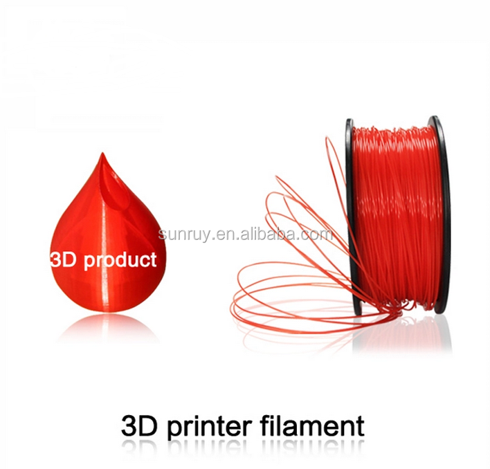 Good quality diameter 1.75mm 3d printer <strong>ABS</strong> 3d filament