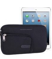 Black Style Neoprene Pouch For 10 Inch Tablets