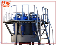 Hydrocyclone Separator for Dewatering and Concentrating