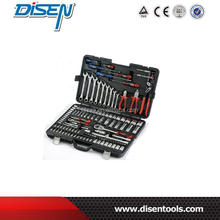 different types of hand tools/128pcs 1/2''&1/4'' Socket & Tool Set