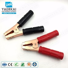 anti-etch rj45 to alligator clip cable for hotel