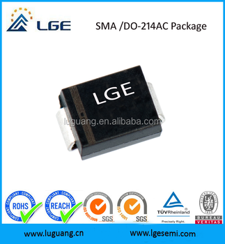 400W TPSMA20A SMD transient voltage suppressor diode