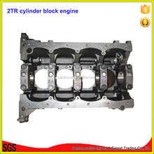 2TR engine 1140180741 1140109410 1140180772 Cylinder block for toyota