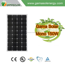 Solar Panel 150w 320w pv module for South Africa