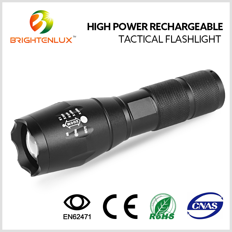 Best Tactical led flashlight maufacturers, Most Powerful cree led flashlight torch With Zoom Focus, Brightest led flashlight