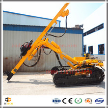 Top Hammer Air Track Drilling Rig with Air Compressor for Rock Drilling