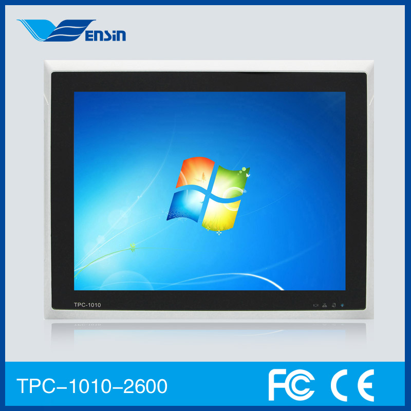 Customized 10.4 Inch TPC-1010-N2600 Tablet With Latest Computer's Configuration