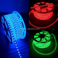 Flexible high brightness good quality 110V 220V smd5050 60led/m 50m led band