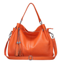 GL207 2016 autumn and winter new leisure leather handbags ladies fringed leather handbags shoulder bag Messenger bag