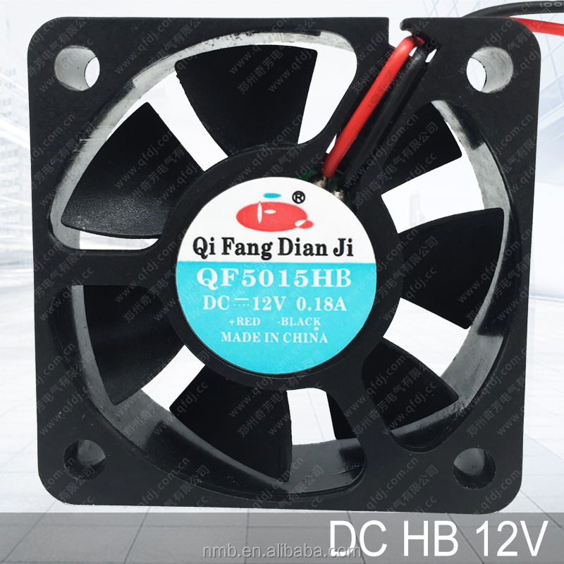 Factory sale directly China 12v dc cooling fan 50*50*15mm mobile phone cooling fan