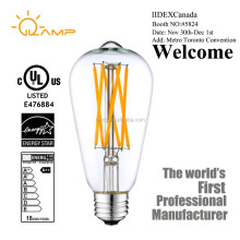Money saving super brightness 3200k/6000k 3w e27 edison led bulb lamp